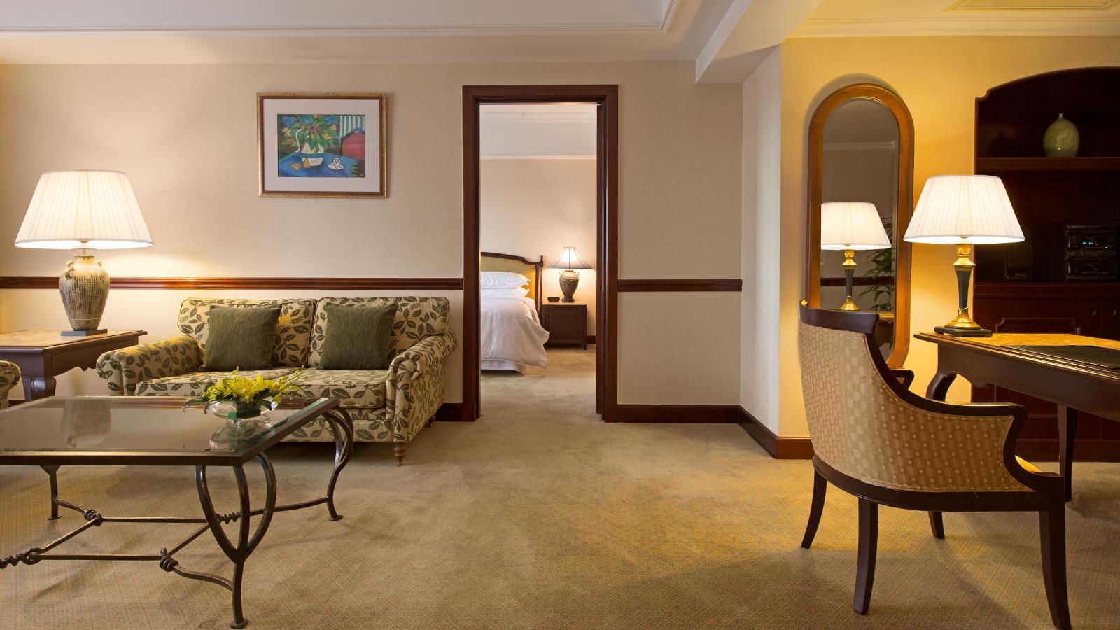 Sheraton Hanoi Hotel - Executive Suite
